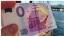 ЕЦБ и купюра номиналом 0 EUR