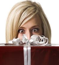 Раздаем шикарные подарки!
